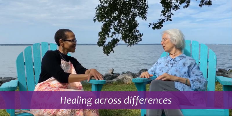 Healing across differences